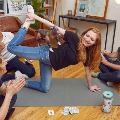 Jeu de Cartes Goat Yoga