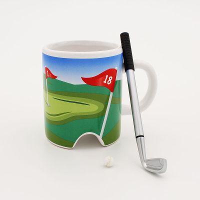 Verres & Mugs - Tasse Golf