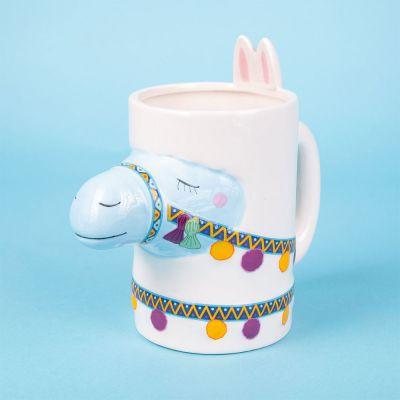 Verres & Mugs - Tasse Happy Lama