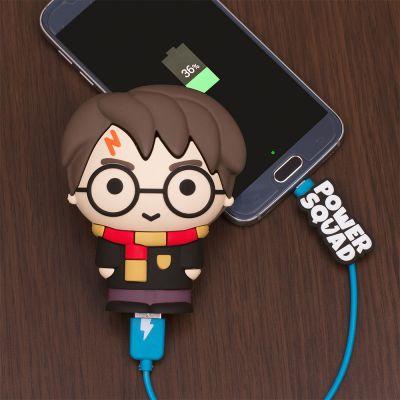 Petits cadeaux pas cher - Batterie Externe Harry Potter - Harry Potter