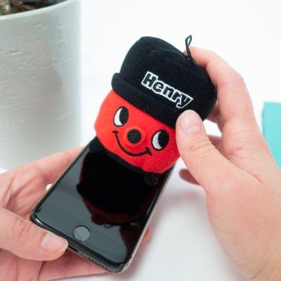 Ordinateur & Gadgets USB - Henry, le nettoyeur d'écran en microfibre