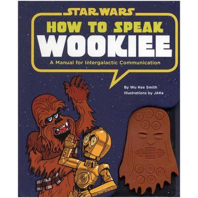 Cadeaux de Noël pour enfants - How to speak Wookiee