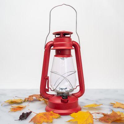 Accessoires de Camping & Outdoor - Lampe Tempête Rouge