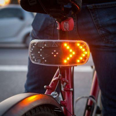 Sport - Signal Pod d'IGGI: feux clignotants pour vélo