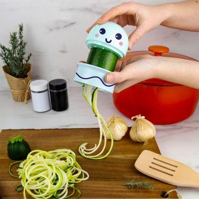 Idées cadeaux pour mettre dans le calendrier de l'avent - Méduse Coupe Légumes Spirale
