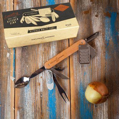 Accessoires de Camping & Outdoor - Multi-outils de Cuisine
