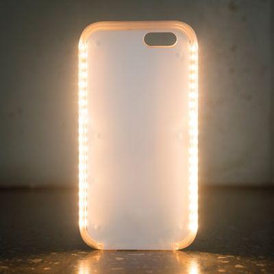 Accessoires de Camping & Outdoor - Coque lumineuse Powerbank iPhone 6/6S/7