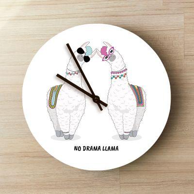 Réveils & Montres - Horloge Personnalisable Lama