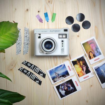 Accessoires de Camping & Outdoor - Appareil photo instantané Lomo'Instant Automat