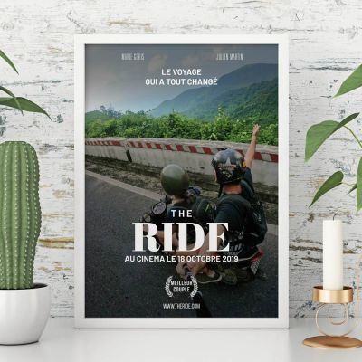 Posters exclusifs - Affiche personnalisable façon affiche de film