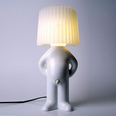 Éclairage - Lampe Mr. P. avec Abat-jour
