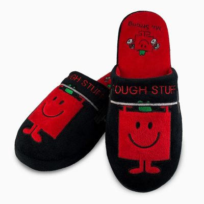 Chaussons Mr. Strong