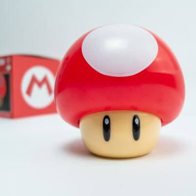 Éclairage - Lampe Champignon Super Mario