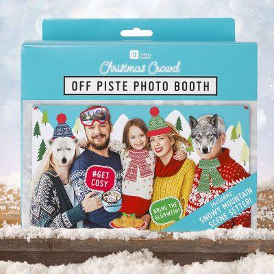 Idées cadeaux pour mettre dans le calendrier de l'avent - Off Piste Foto-Kit für Weihnachten
