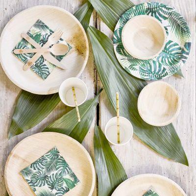 Décoration fete - Couverts de table et Décoration Tropicale