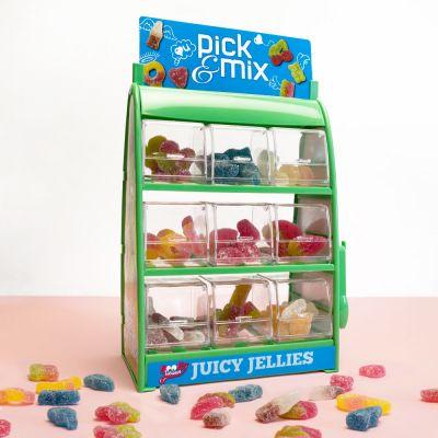 Distributeur à Bonbons Vegan Pick & Mix