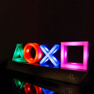 Éclairage - Lampe Icones Playstation