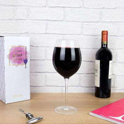 Cadeau 30 ans - Verre à Vin Géant