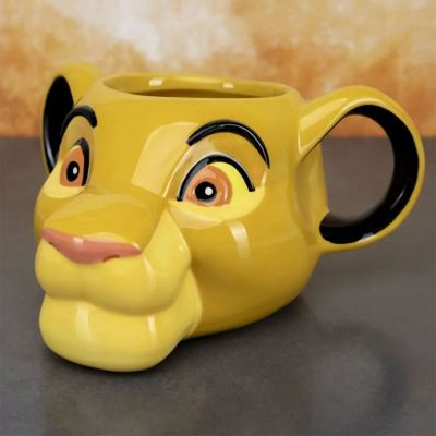 Verres & Mugs - Tasse Le Roi Lion - Simba