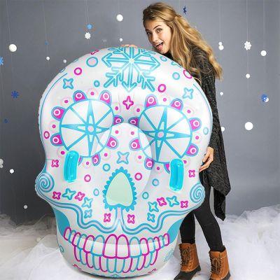 Accessoires pour le plein air - Luge Gonflable Sugar Skull