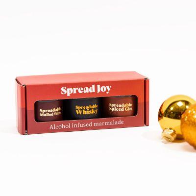 Bonbons - Coffret Cadeau Confitures Spéciales