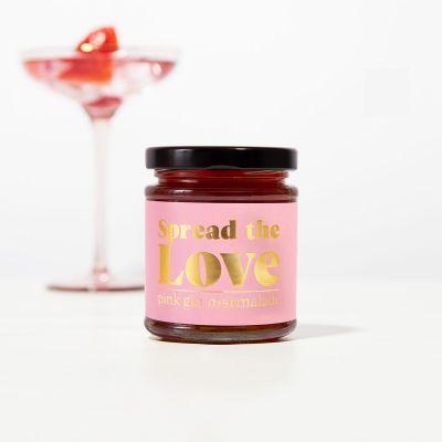 Cadeau 18 ans - Marmelade Pink Gin
