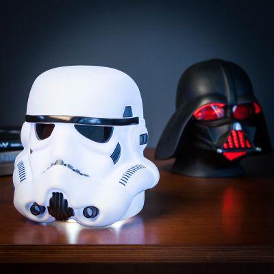 Cadeaux de Noël pour enfants - Lampe LED Casque Star Wars