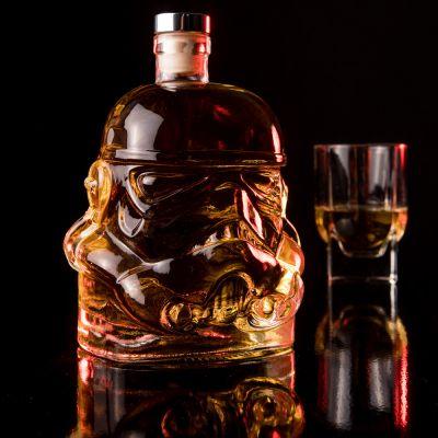 L'univers Star Wars - Carafe en verre Stormtrooper