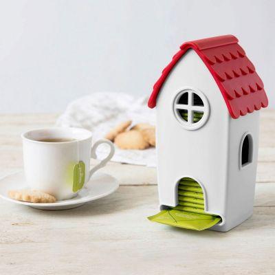 Cadeau crémaillère - Distributeur de sachets de thé