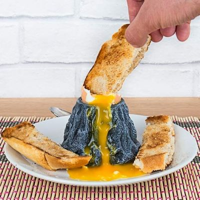 Cuisine & Barbecue - Coquetier volcan