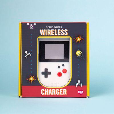 Accessoires smartphone - Chargeur Rétro Gamer sans fil