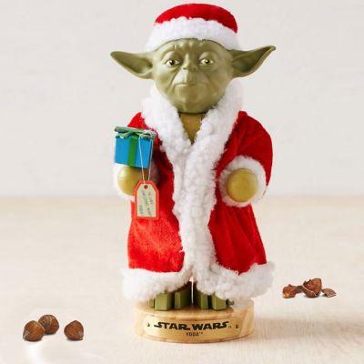 Films & Télévision  - Casse-Noisette Star Wars Yoda