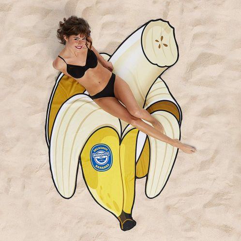 Serviette de plage Banane