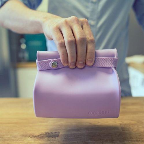 Idée cadeau - Lunchbox Compleat en silicone
