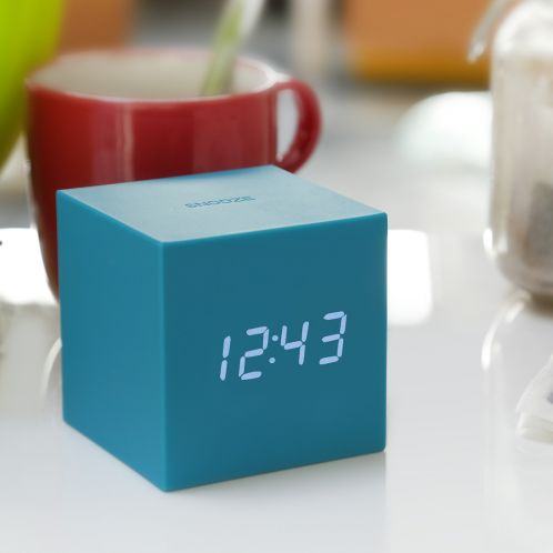 Idée cadeau - Clock Gravity Cube