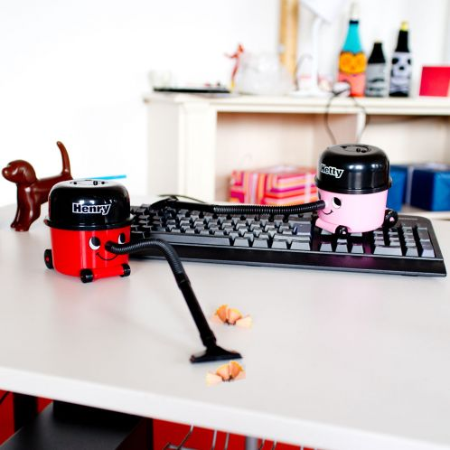Idée cadeau - Henry & Hetty - Aspirateur de table