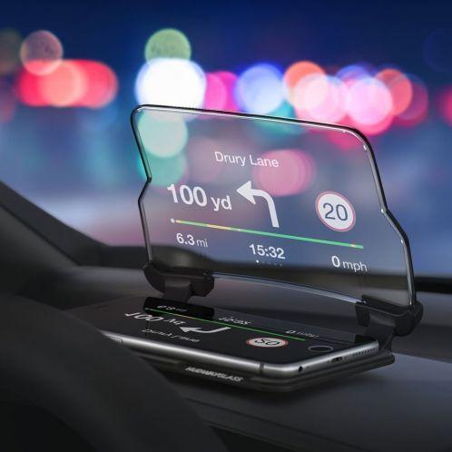 Idée cadeau - Hudway Glass Affichage tête haute pour smartphones