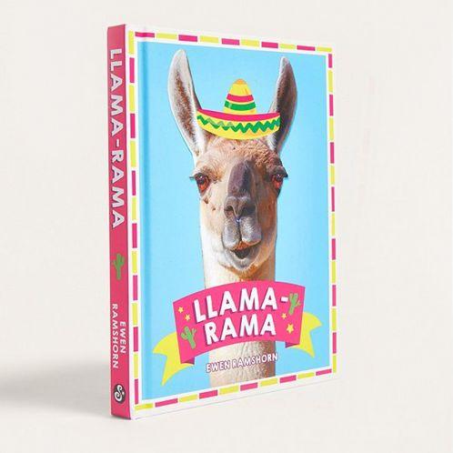 Livre Llama-Rama