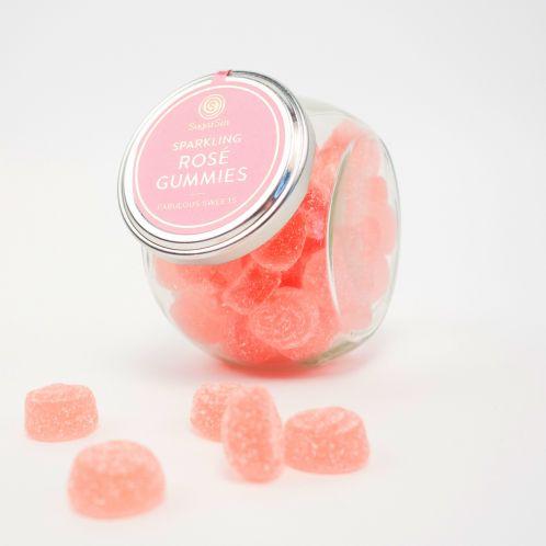 Gommes Fruitées - Pétillant Rosé
