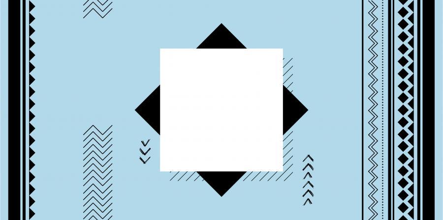 TOFTXT - Blau